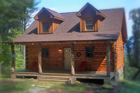 Lydia Mountain Lodge Amp Log Cabins Quot Crooked Oak Quot