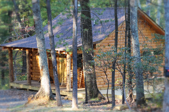 Lydia Mountain Lodge Amp Log Cabins Mountain View Hideaway